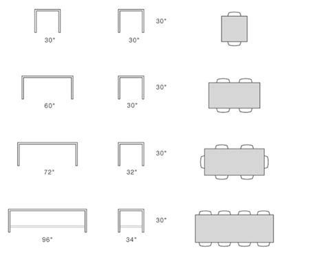 standard table dimensions technical details stand architectural hardware 3form