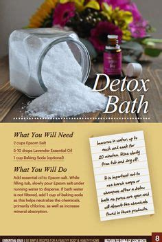 Cab Detox by 5 Minutes To Heal A Burn With Essential Oils Buy