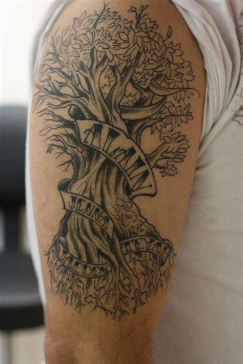 tattoo ideas trees 16 best images about family tree tattoos on pinterest