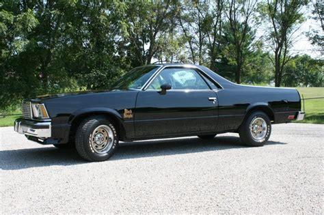 el camino black black clone 1978 chevrolet el camino for sale