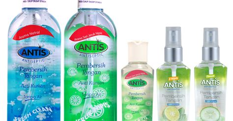 Harga Antis Sanitizer daftar harga antis spray antiseptic pembersih