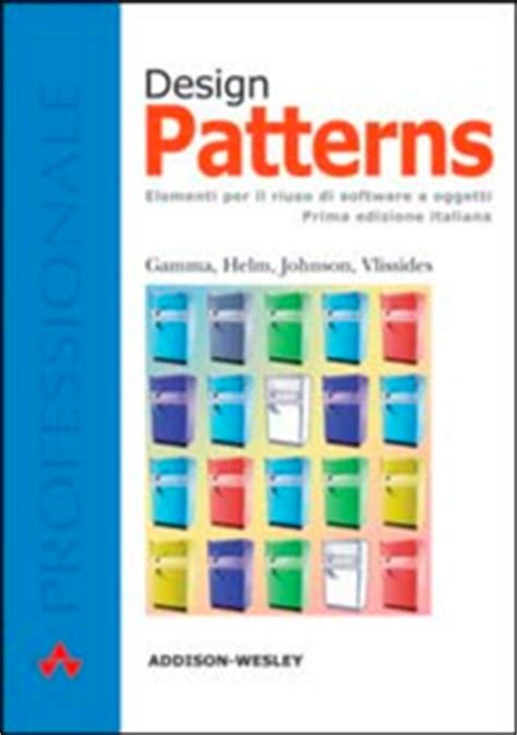 design patterns gamma helm johnson vlissides pdf marco bertini teaching programmazione modulo corso
