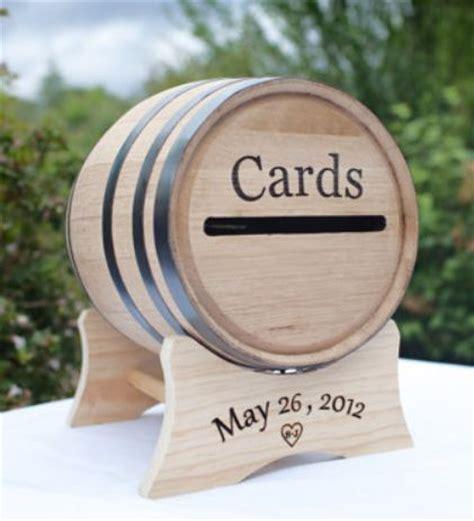 wine barrel wedding card holder wine themed reception need help weddingbee