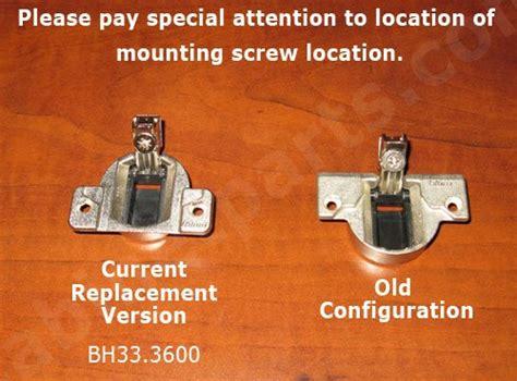 blum hinges 30 310 blum old style compact 33 hinge on 33 3600