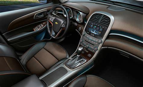 2013 Malibu Ltz Interior by Car And Driver