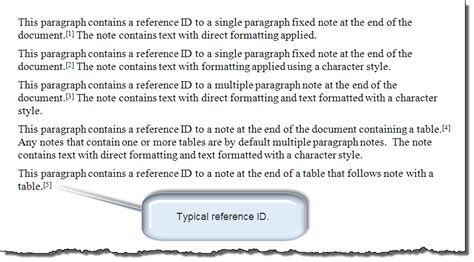 format a footnote in word convert fixed notes to dynamic footnotes endnotes