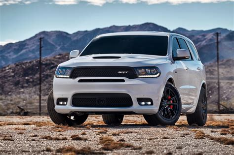 jeep durango 2018 dodge reveals 2018 durango srt biser3a