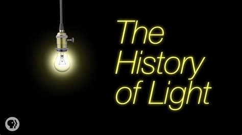 How Did We Figure Out What Light Is Youtube Origin Of Lights
