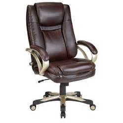 office depot chairs realspace btec 600 big high back chair brown by