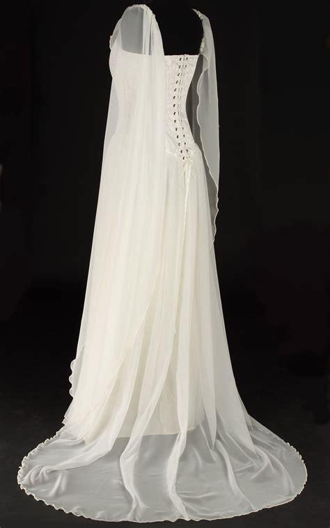 madivas fashion wedding gown elven style wedding gown the dark angel