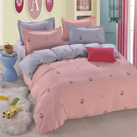 3 4 bed sheets hot sale hit color series 3 4 pcs bedding set full