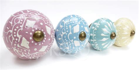 Ceramic Knobs For Drawers by Colourful Ceramic Knobs Drawer Pulls Cupboard Door Knobs
