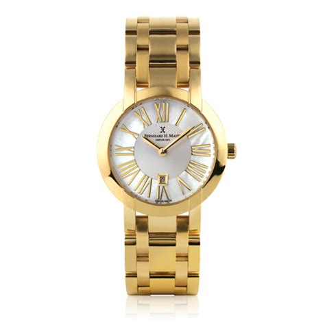 La Perle Watch   Gold