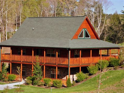 Luxury Pigeon Forge Cabins by Holley Beary Inn Luxury Cabin Homeaway