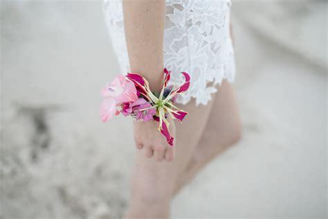 Armband Hochzeit by Inspiration F 252 R Eine Hawaiihochzeit Friedatheres