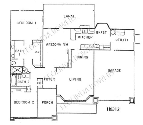 sun city west floor plans sun city west nandina and santa catalina floor plan