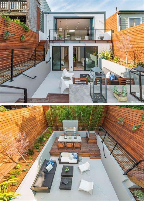 Backyard Meaning In Backyard Design Idea Use Levels To Define