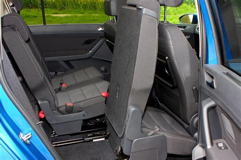 Vw Touran Interior Dimensions by Volkswagen Touran Estate 2015 Photos Parkers