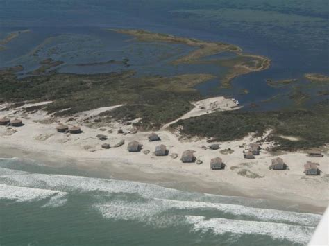 Great Island Cabin C by The Need For Recovery Plans Cape Lookout National