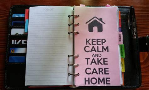 agenda di casa organizzazione casa la agenda di casa le regole di v