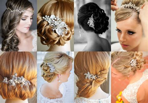 vintage inspired wedding hairstyles modwedding - Wedding Hairstyles Vintage