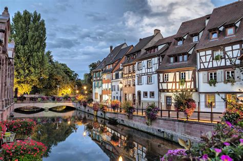 colmar france beauty and the beast 6 magical places in france that look straight out of