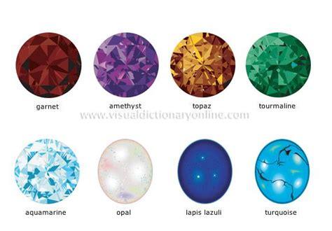 semi precious stones gems stones