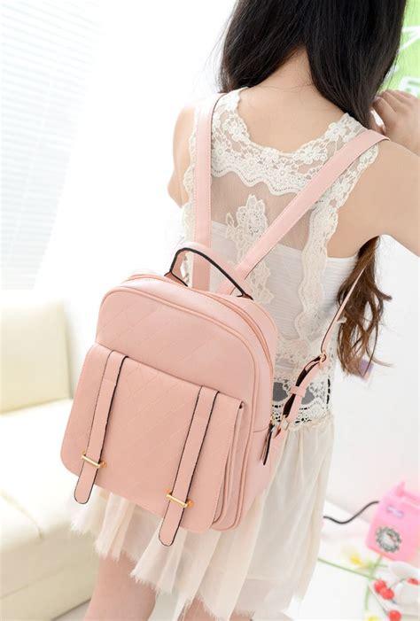 korean style pink backpack backpacks korean style backpacks and korean