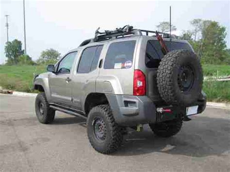 nissan xterra lifted off road purchase used 2006 nissan xterra off road sport utility 4