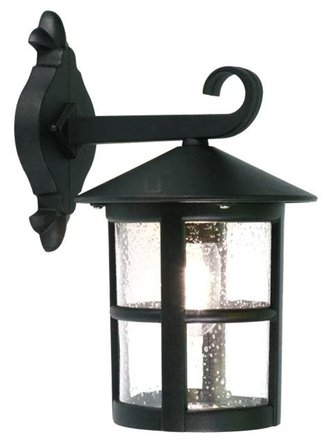 Elstead Bl21 G Hereford Wall Lantern Round Outdoor Porch Outdoor Lighting Centre
