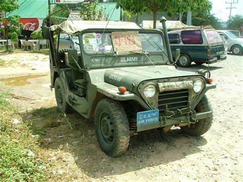 m151 jeep ขายรถ jeep m151