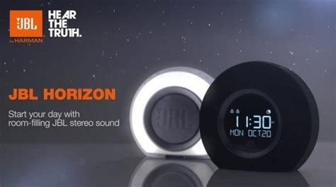 Sale Jbl Horizon Bluetooth Clock Radio With Usb Charging And Ambie jbl horizon bluetooth clock radio wi end 7 29 2018 8 15 pm