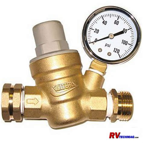 water pressure regulator outfitting your new rv