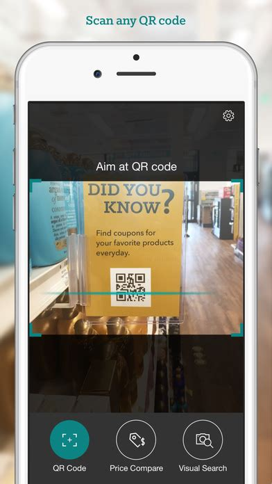 qr code reader and barcode scanner by microsoft corporation