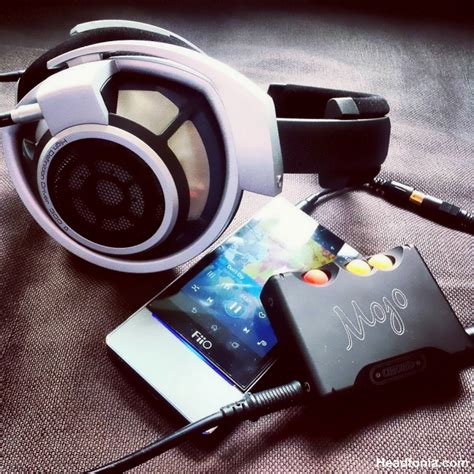 Review Mojo Cosmetics 4 by Review Fiio X7 Fiio S Number One