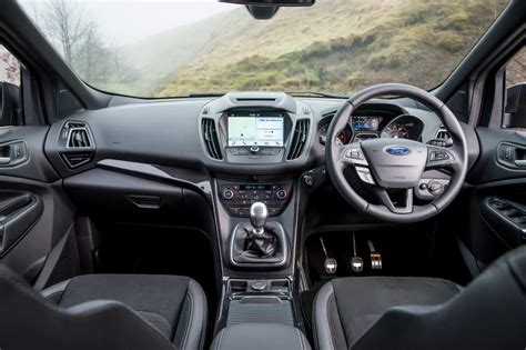 ford kuga 2014 interior new ford kuga 2017 review pictures auto express