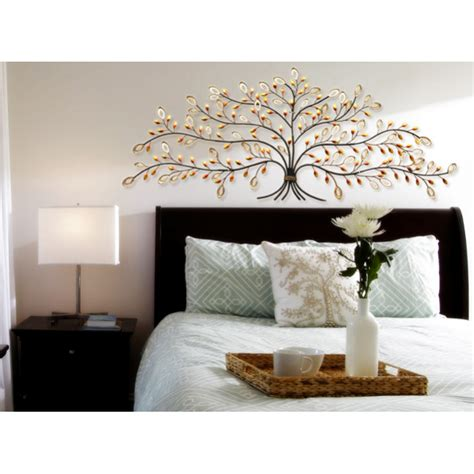 metal wall decor for bedroom jewels tree metal wall art home decoration living room