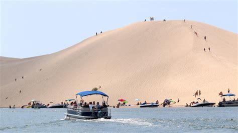 great places silver lake sand dunes sleeping bear dune