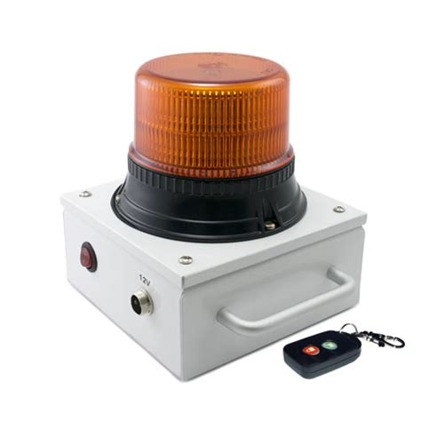 remote strobe light led strobe 36w battery operated with remote singtech
