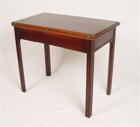 289a mahogany watertown slide expandable table lot 289a