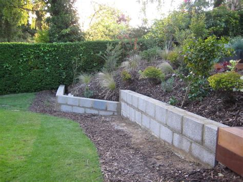 Render Garden Wall Plastering Job In Farnham Surrey Rendered Garden Wall