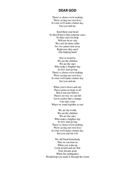 testo save the world song lyrics