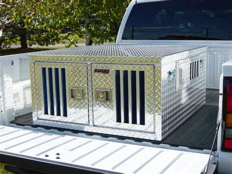 puppy box aluminum boxes the series by owens