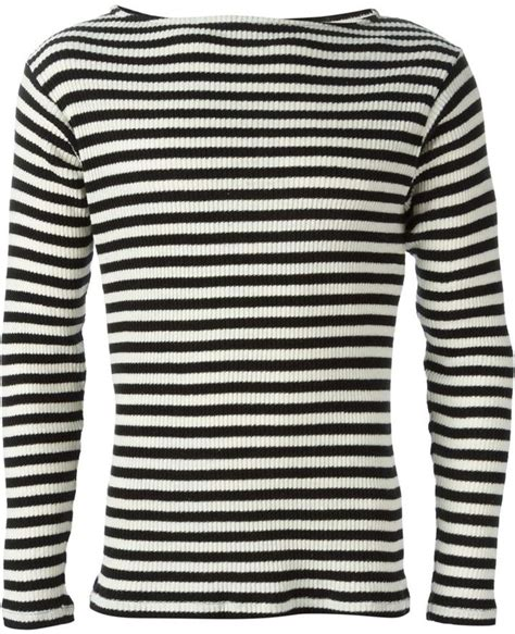Whiteblack With Stripe Cardigan 22242 laurent striped sweater where to buy how to wear