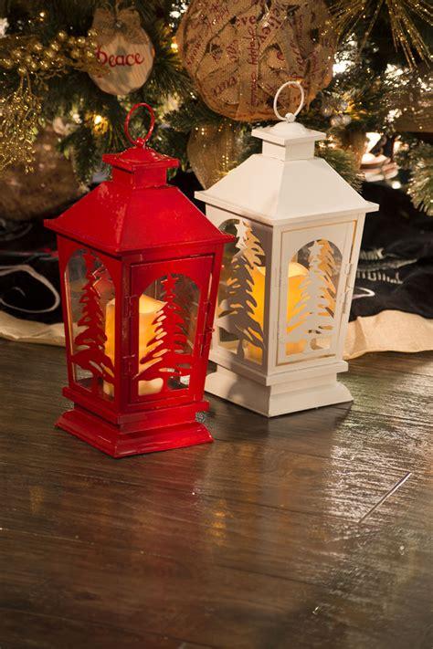 iluminacion  exterior en navidad   como