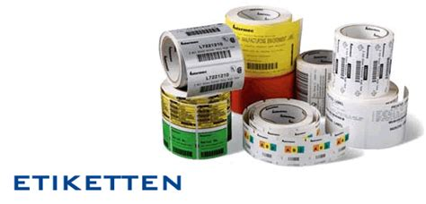 Etikettenrolle Bedrucken by Etitech Gmbh Etiketten Und Thermotransferfolien