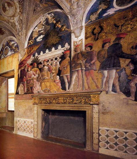 palazzo ducale mantova degli sposi la degli sposi di mantegna trompe l oeil