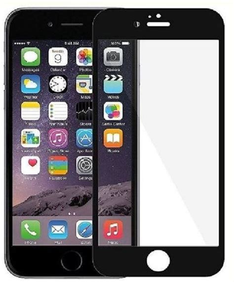 flipkart smartbuy tempered glass guard  apple iphone