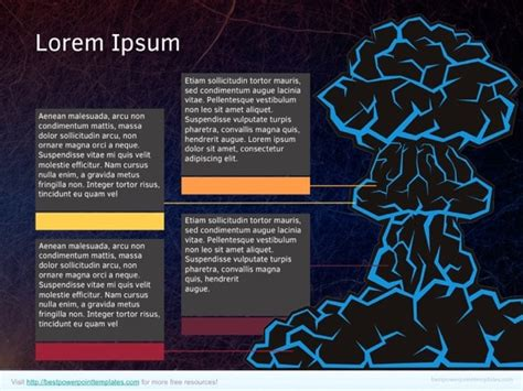Nuclear Energy Powerpoint Template Free Nuclear Powerpoint Template