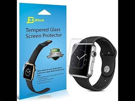 Dijamin Tempered Glass Ion Apple 38mm apple tempered glass screen protector review doovi